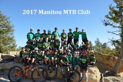 2017 Manitou MTB Club