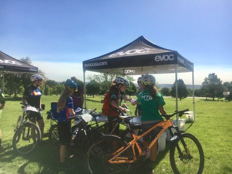 2018 skills clinic Rules of the trail